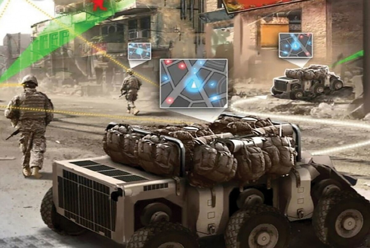 Artificial Intelligence in Military Market 2020 Size, Share, Trends With Major Players -n Leidos Inc, Thales Group, Boeing Company