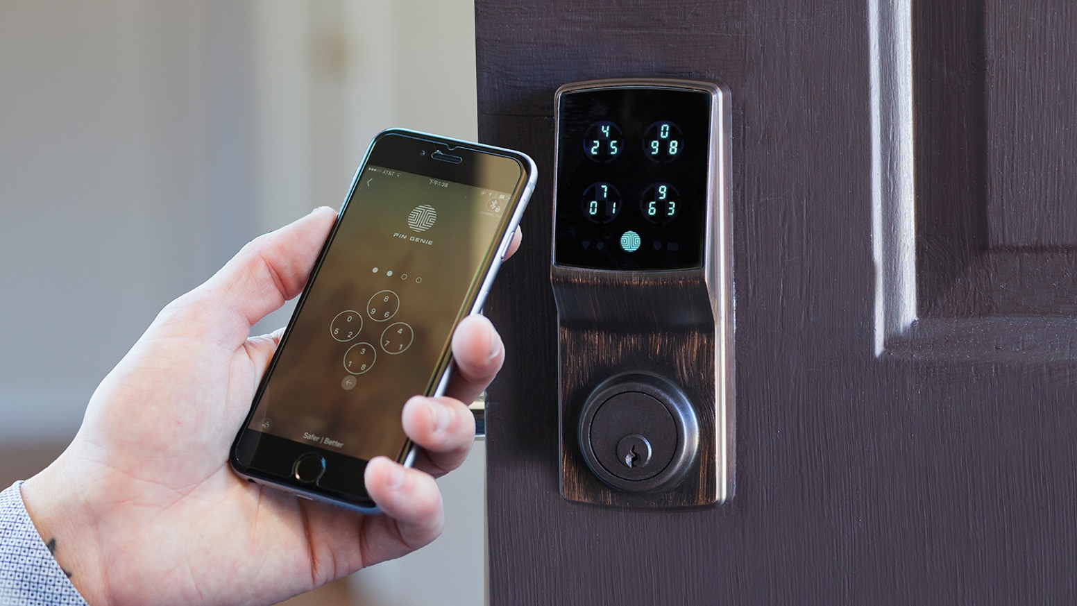 Smart Lock Market: Rapid Increase In The Application Predict By 2029